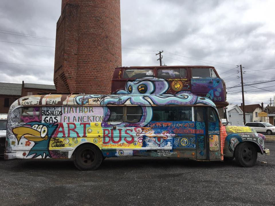 Dragonfly Bus - Photo Credit: Mary E. Kohler