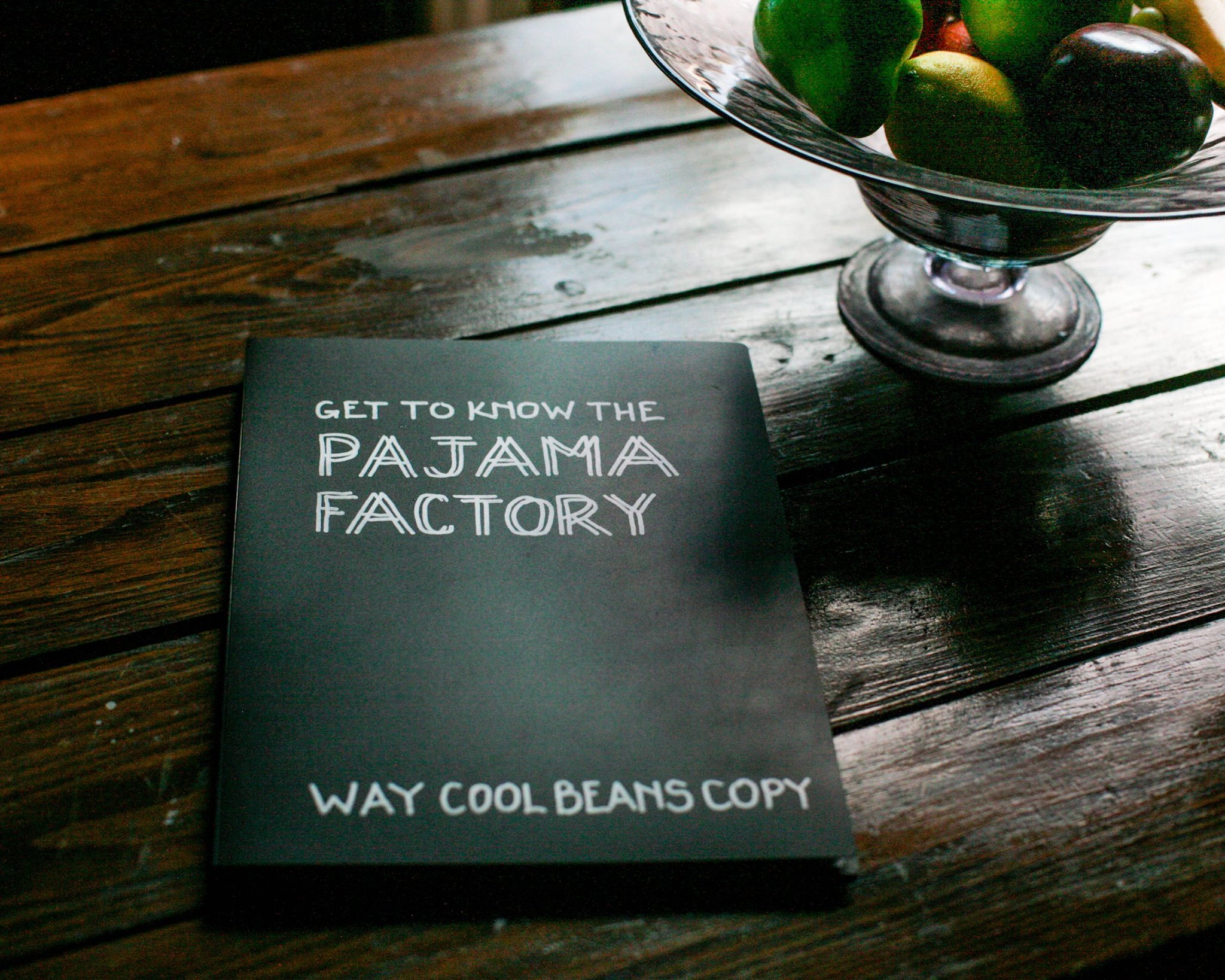 Get to Know the Pajama Factory
